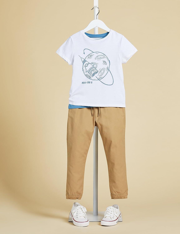 Pacco da 3 RED WAGON T-shirt con Stampa Spaziale Bambino