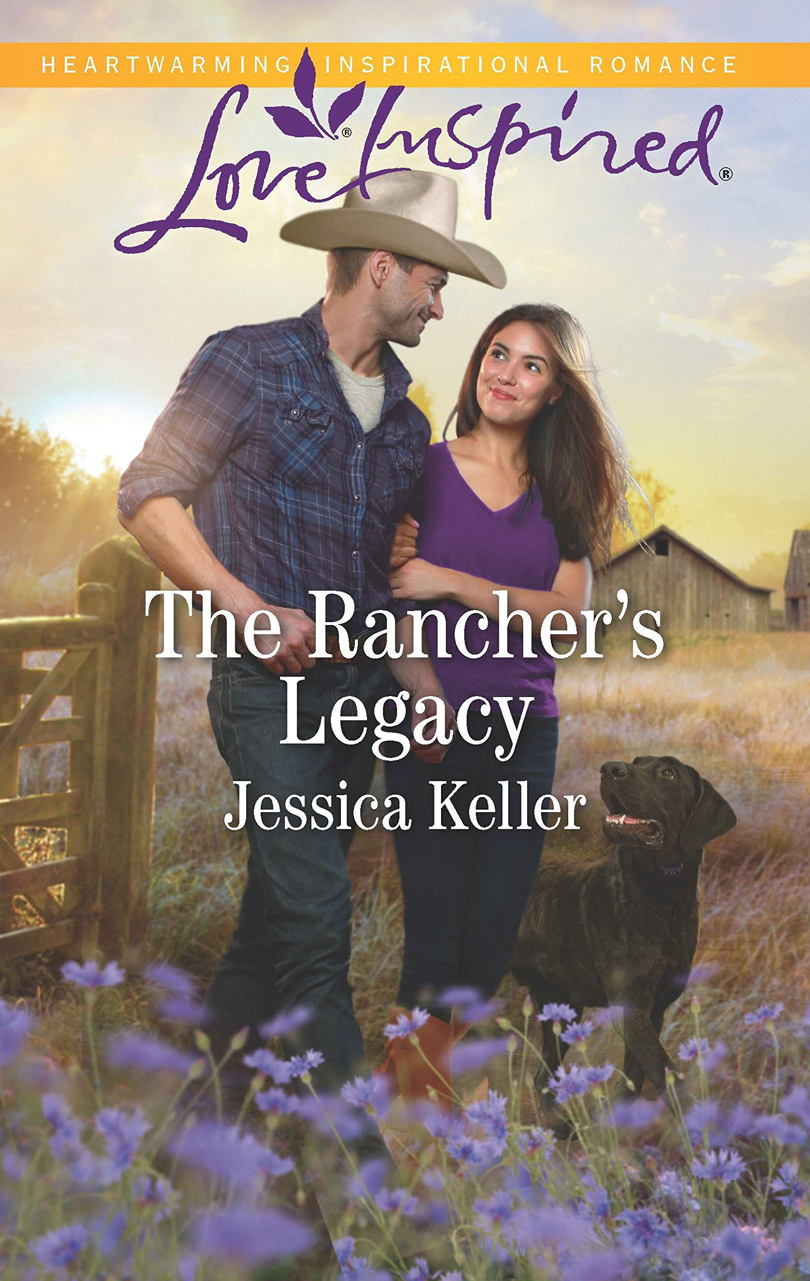 The Rancher's Legacy  A Wholesome Western Romance  Red Dog Ranch Book 1   English Edition