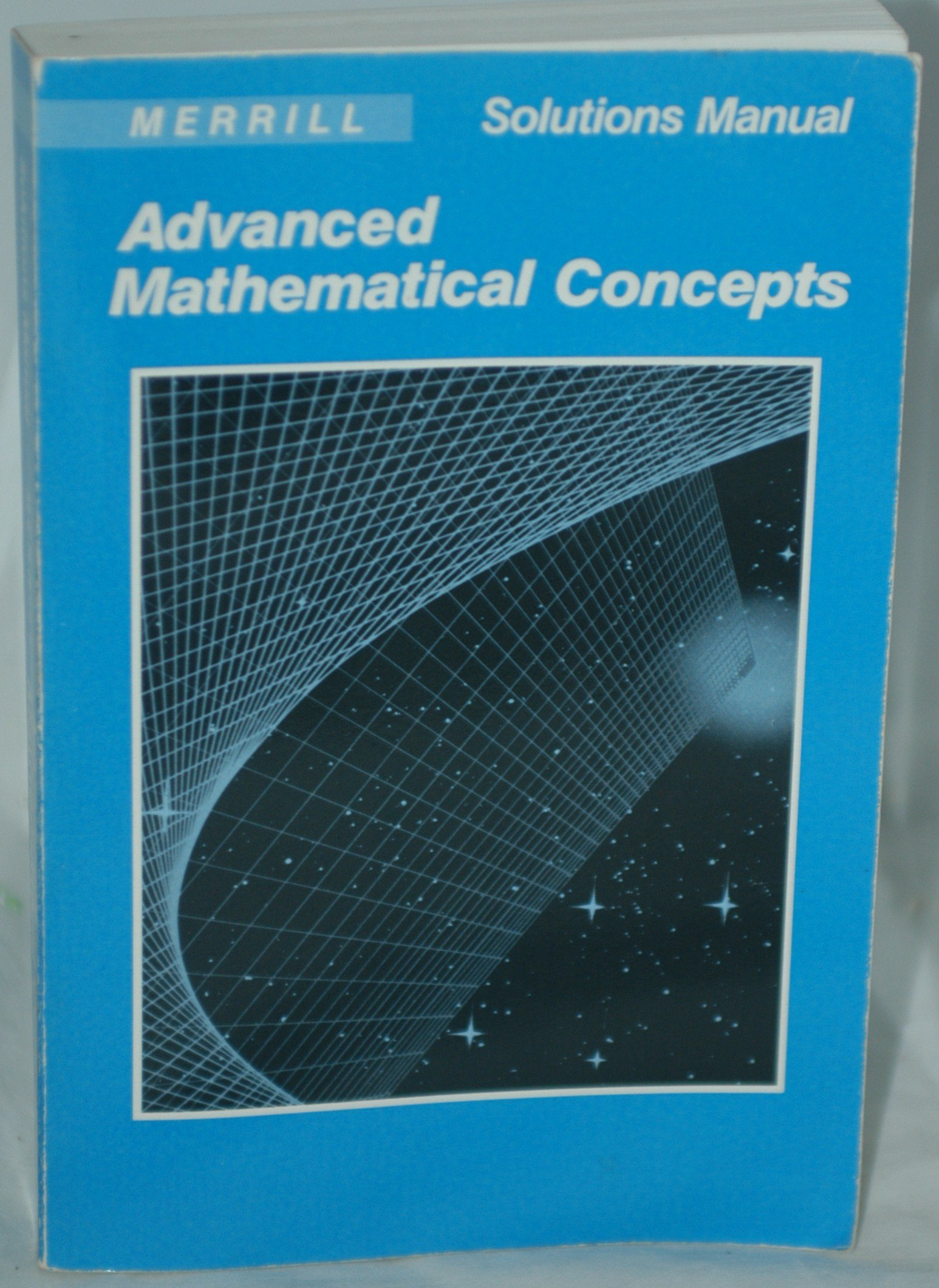 Advanced Mathematical Concepts Solutions Manual: 9780675060035: Amazon.com:  Books