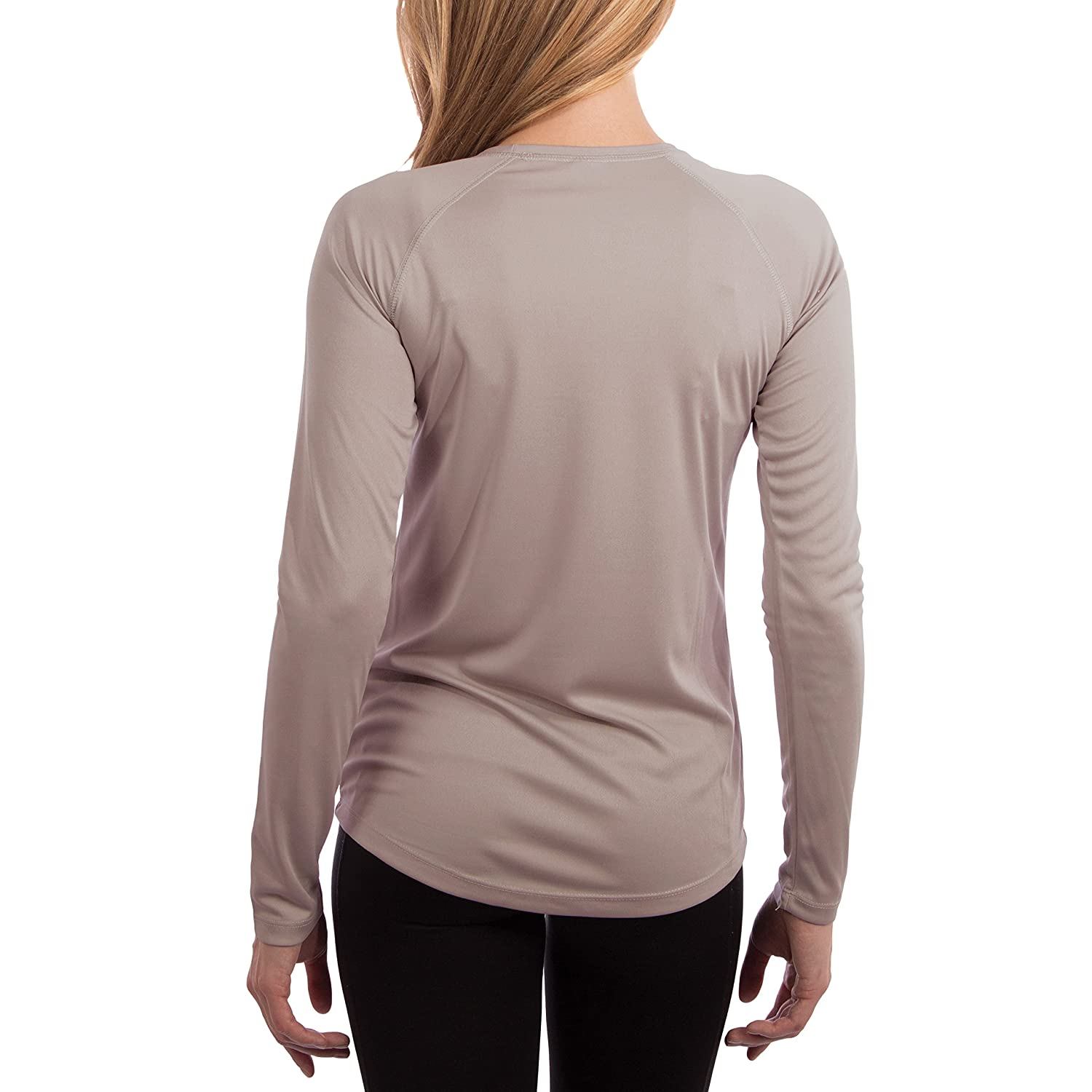 d798d261 Vapor Apparel Women's UPF 50+ UV Sun Protection Performance Long Sleeve T- Shirt at Amazon Women's Clothing store: Athletic Shirts