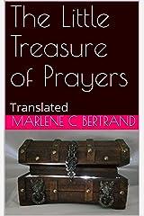 The Little Treasure of Prayers: Translated Kindle Edition