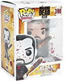 Funko - Figurine Walking Dead - Negan & Lucile Bloody Exclu Pop 10cm - 0889698133012