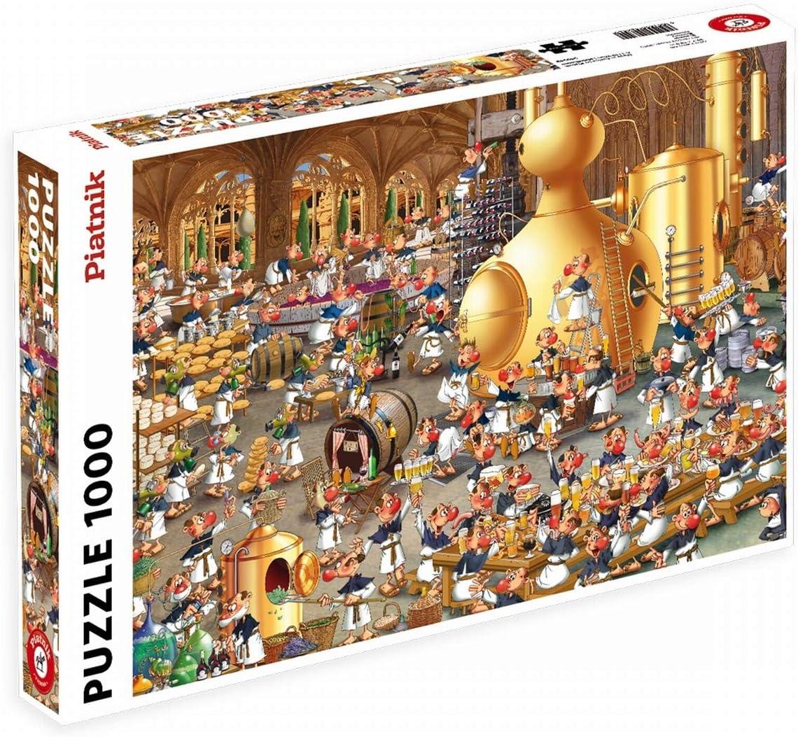 Brewery Piatnik 1000 Piece Jigsaw Puzzle Ruyer