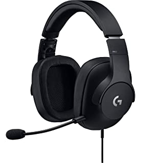 d8171d322d8 Logitech G Pro Gaming Headset with Pro Grade Mic for Pc, PC VR, Mac