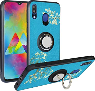 Funda para Samsung Galaxy M20 2019, Fashion Design [Antigolpes ...