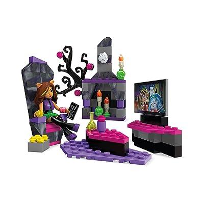 Mega Construx Monster High Monsterific Booster Pack: Toys & Games