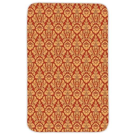 Alfombra rectangular para decoración del hogar, diseño tribal ...