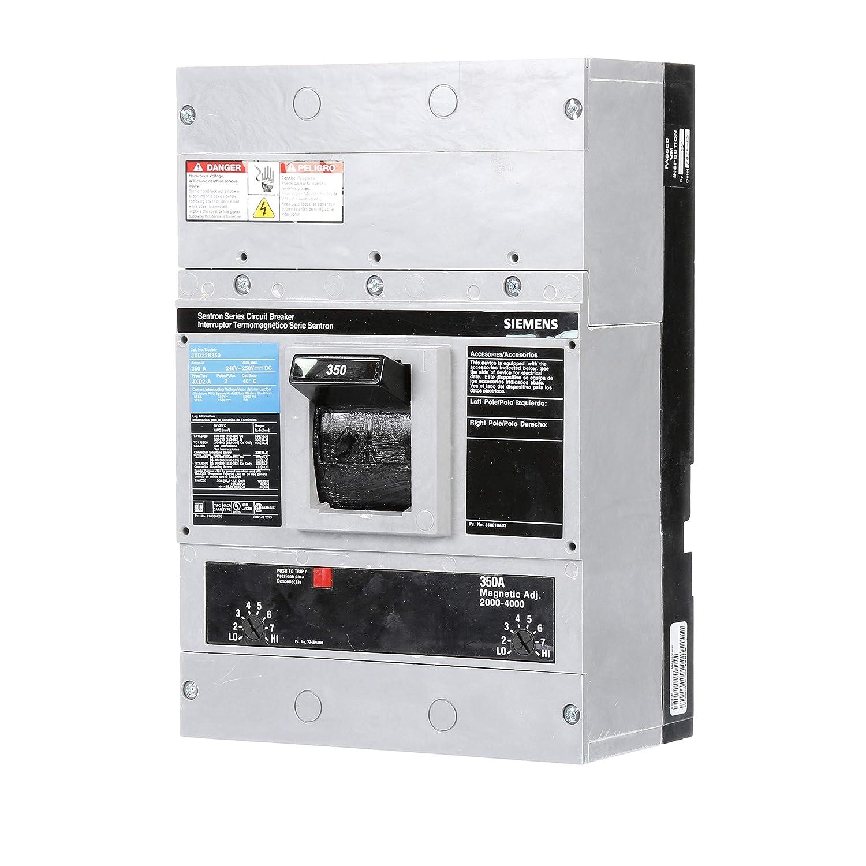 Siemens jxd22b350 350 Amp Tipo jxd-2 a Circuit Breaker: Amazon.es: Bricolaje y herramientas