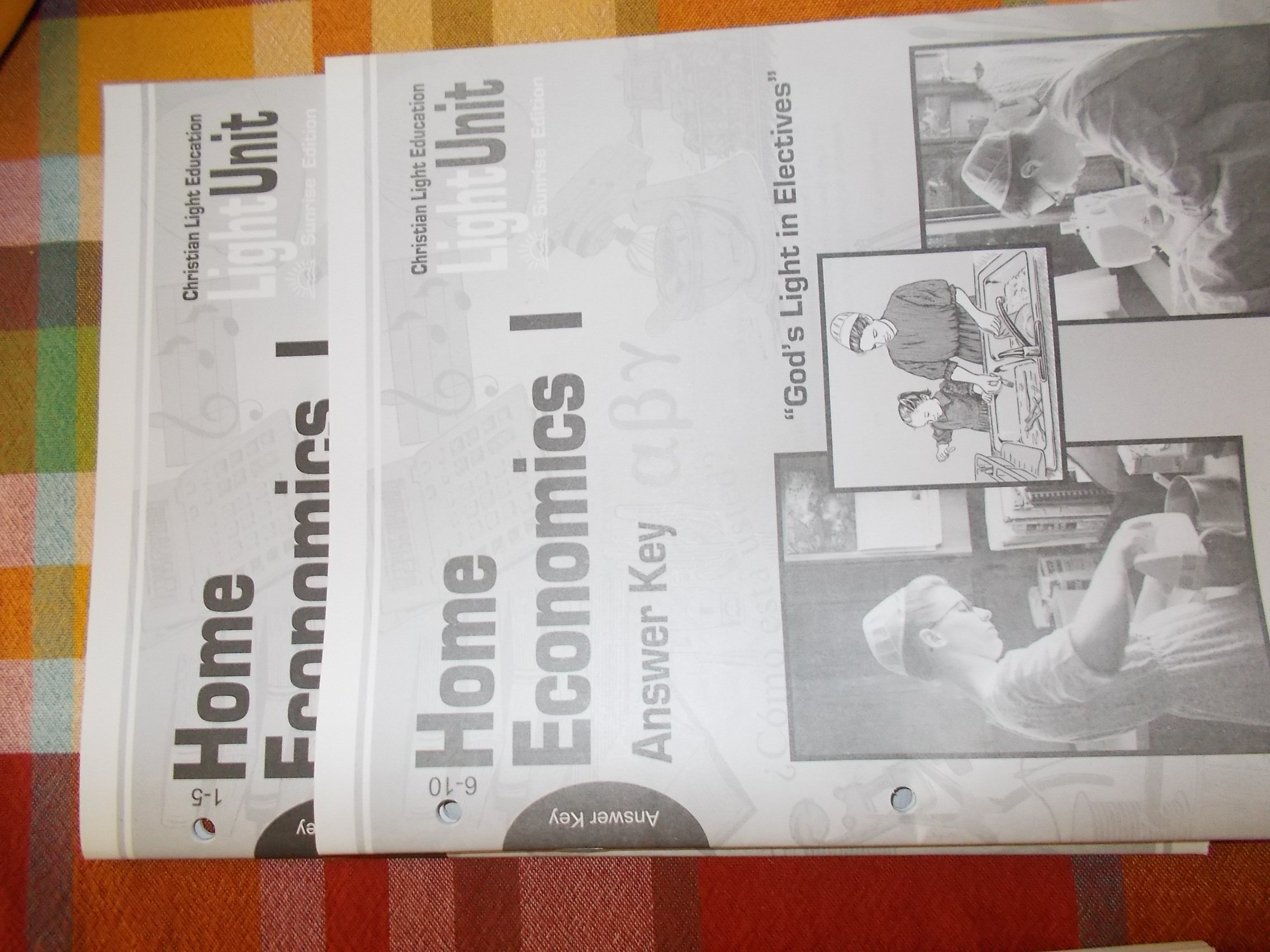 Home Economics plete Course Amazon Books