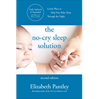 The No-Cry Sleep Solution, Second Edition (English Edition)