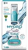 Schick Hydro Silk TrimStyle Moisturizing Razor
