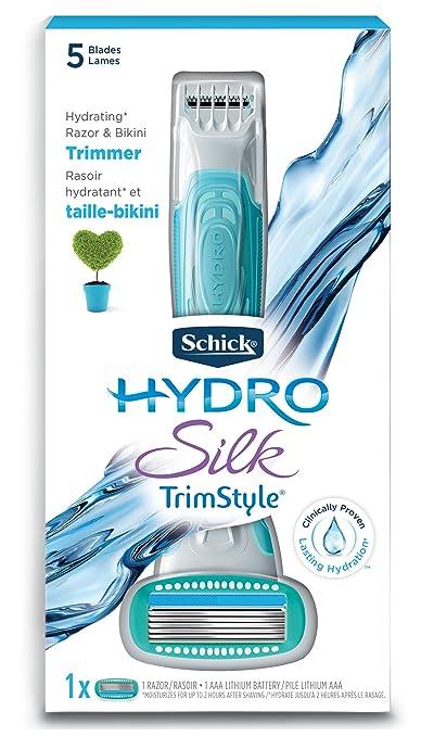 Schick Hydro Silk TrimStyle
