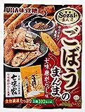 味覚糖 Sozaiのまんま ごぼうのまんま 七味唐がらし 20g×6袋