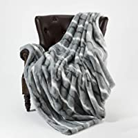 FFLMYUHUL I U 50'' X 60'' Soft Fuzzy Throw Blanket