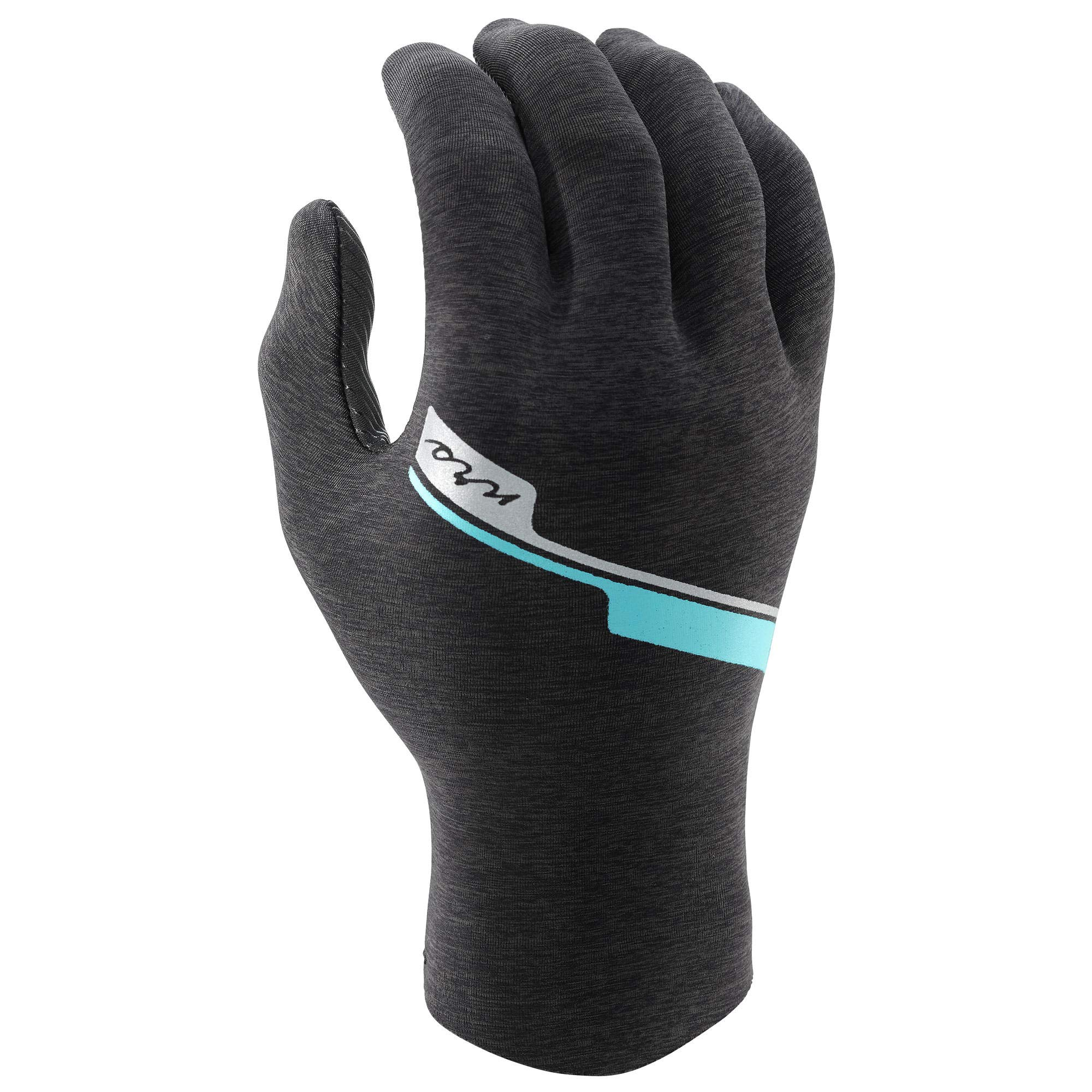 NRS Hydroskin Glove - Women's Grey Heather Medium by NRS