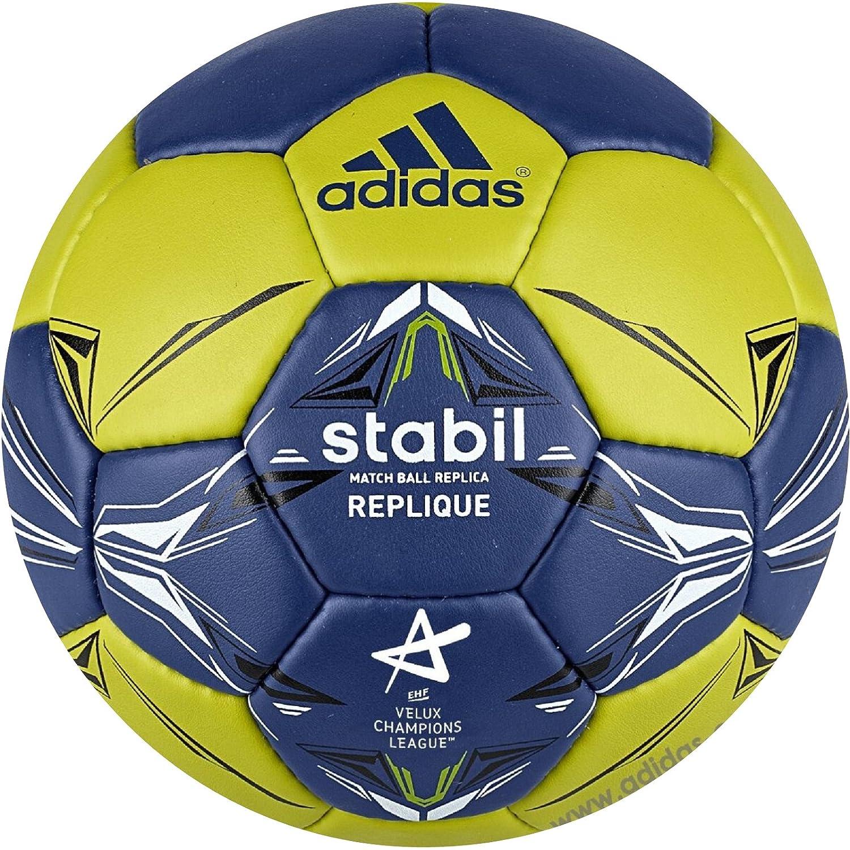 adidas Stabil Replique HB/Balonmano en diseño del balón de fútbol ...