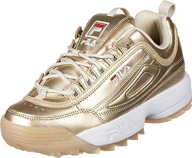 Sneakers FILA Disruptor M Low Wmn 1010747.80C Gold