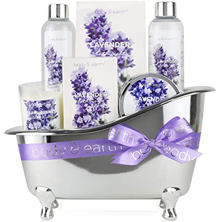 7 Pcs Spa Gift Set