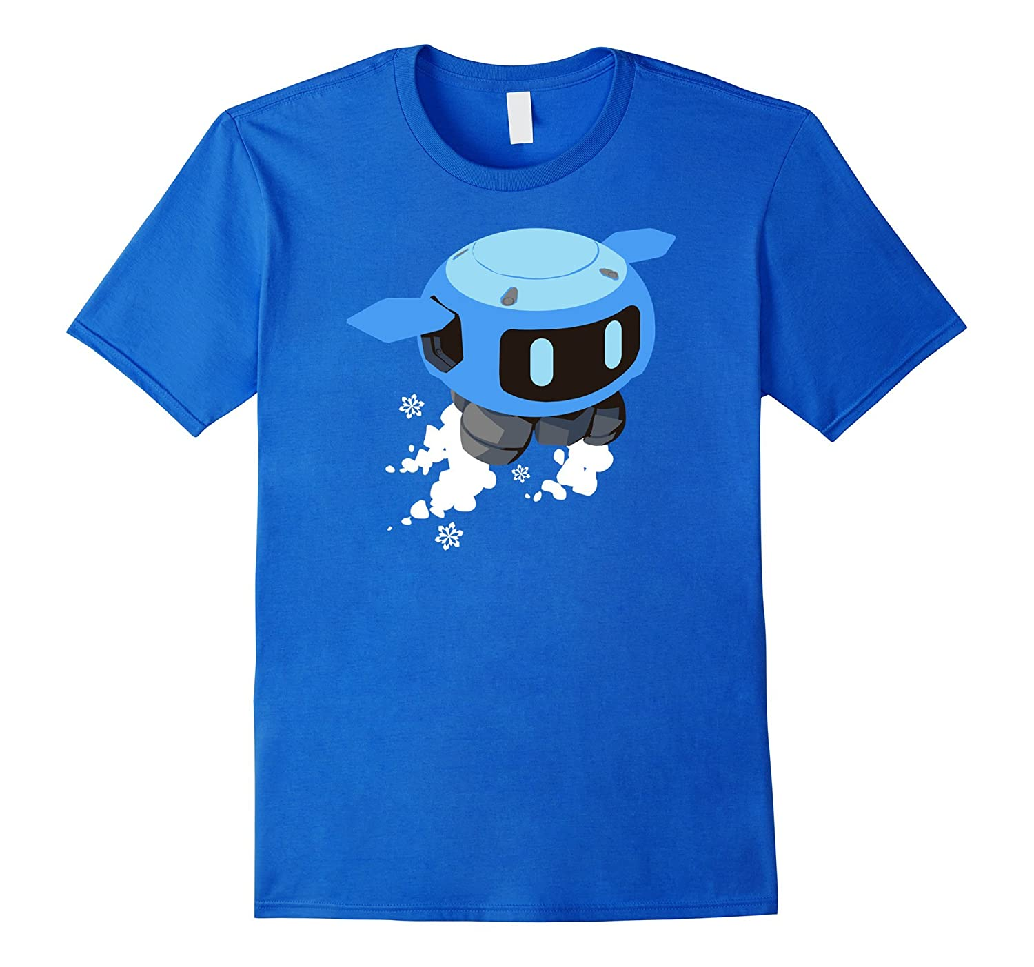 Overwatch Mei Snowball Spray Tee Shirt Goatstee