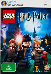 LEGO HARRY POTTER YEARS 1-4 (PC)