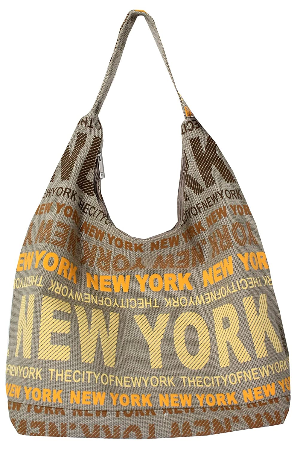 b5a26886bc1f8 Amazon.com  Robin Ruth New York City Cotton Fabric Hobo Shoulder Bag Blue   Shoes
