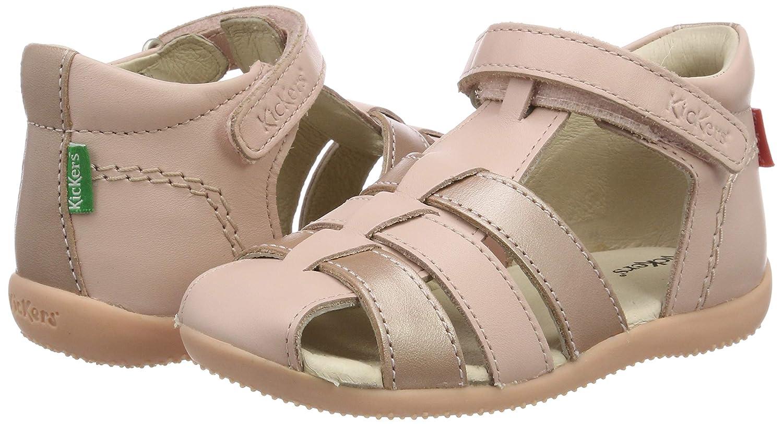 Kickers Baby M/ädchen Bigflo Sandalen