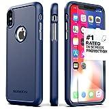 iPhone X/XS Case, SaharaCase dBulk Protection Kit
