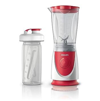 philips hr2872/00 mini mixer rot 350 w: amazon.de: küche & haushalt - Mixer Küche