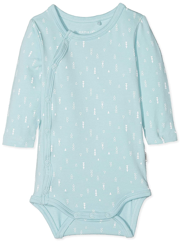 Name It Baby Nbndelucious Ls Wrap Body Noos Footies 13162783