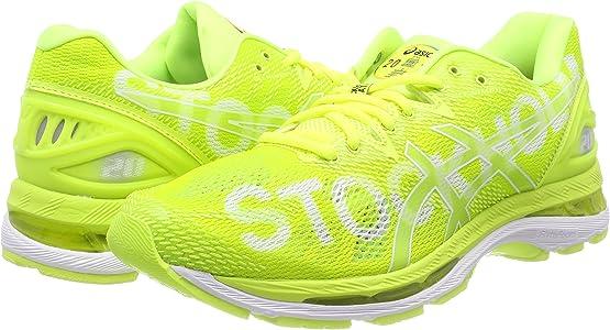 Asics Gel-Nimbus 20 Stockholm Marathon, Zapatillas de Running para ...