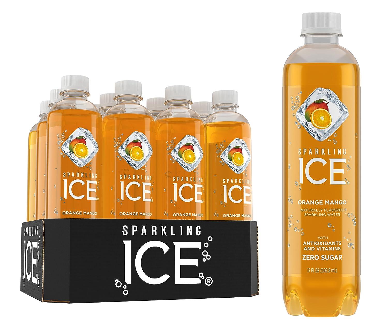 Amazon com : Sparkling Ice, Orange MangoSparkling Water