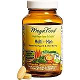 MegaFood - Multi for Men, A Balanced Real Food Multivitamin, 60 Tablets