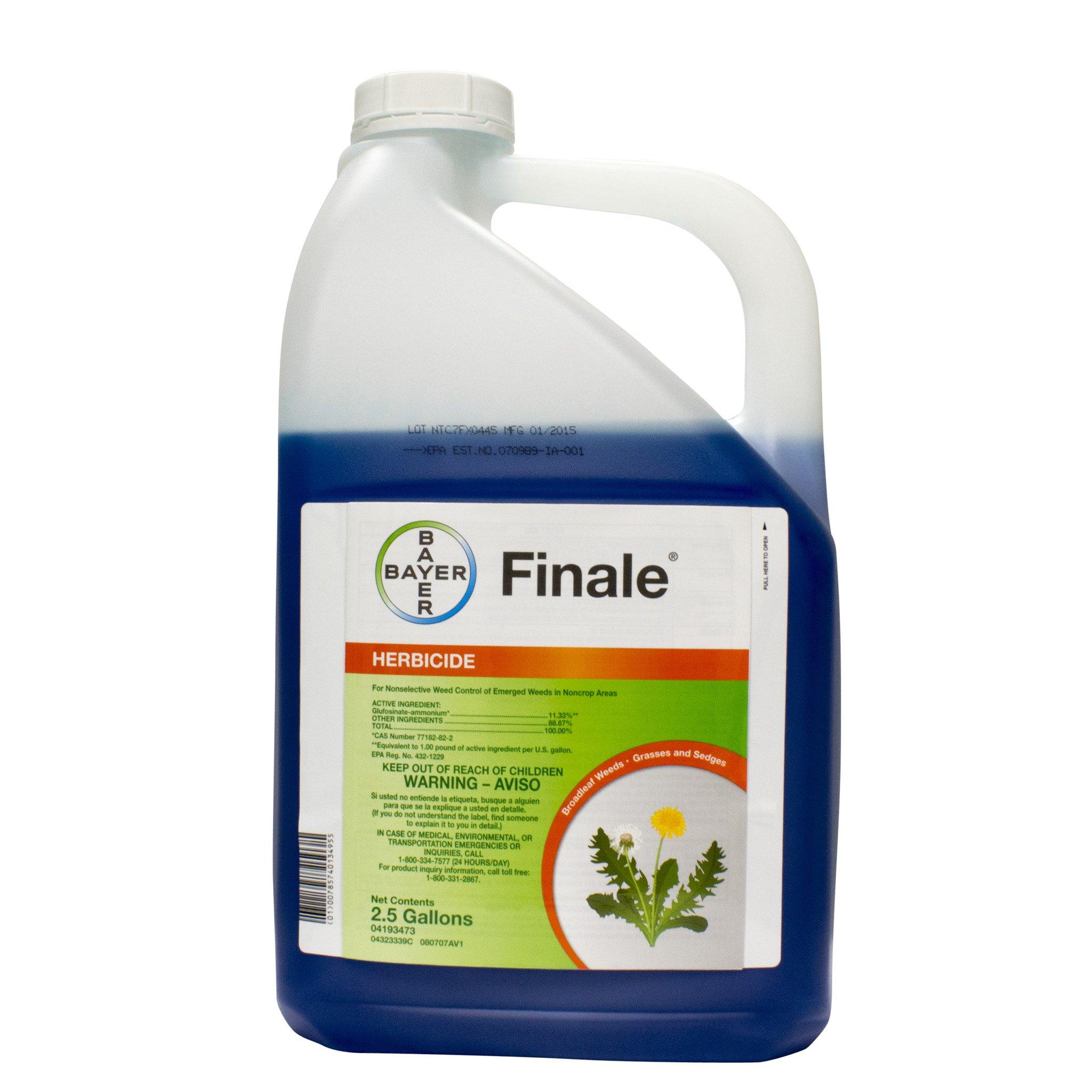 Finale Herbicide 2.5 gallon 11.33% glufosinate-ammonium