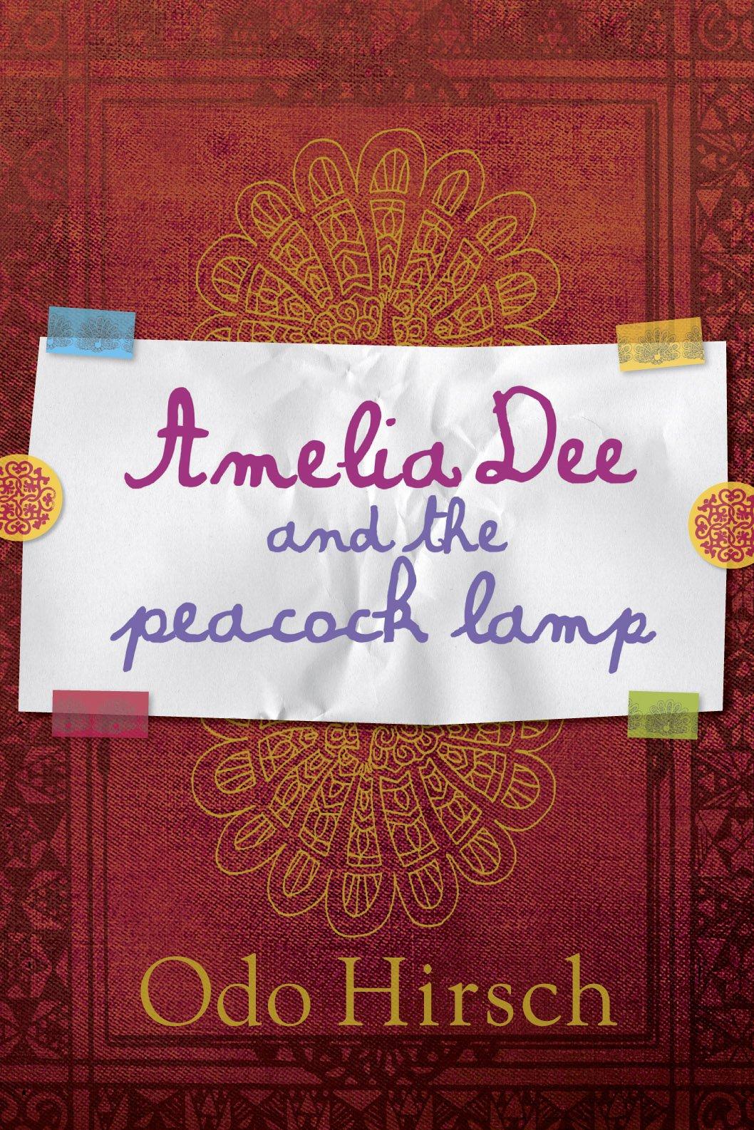 Amelia Dee and the Peacock Lamp pdf epub