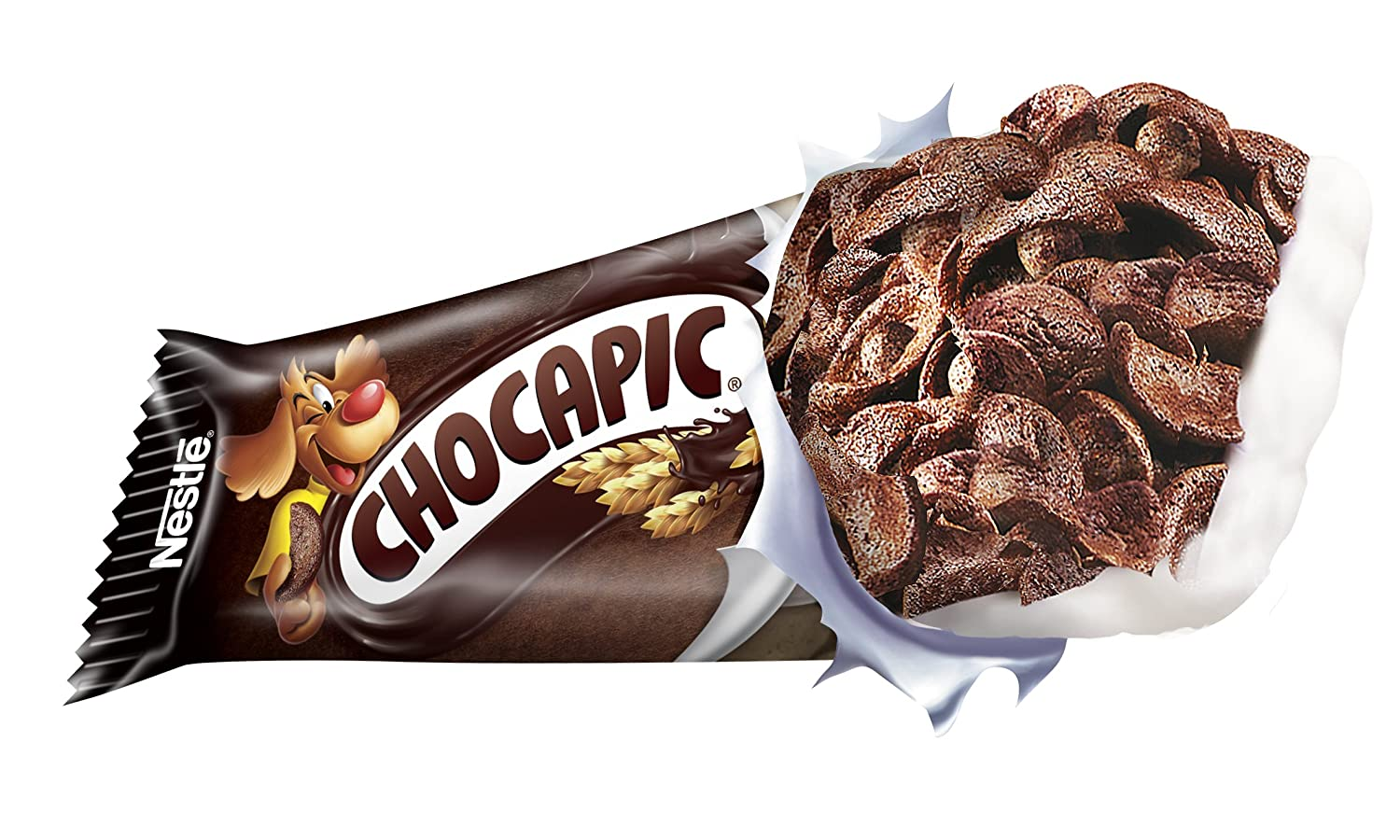 Cereales Nestlé Chocapic Barritas con Chocolate - 6 x 25 gr: Amazon.es: Alimentación y bebidas