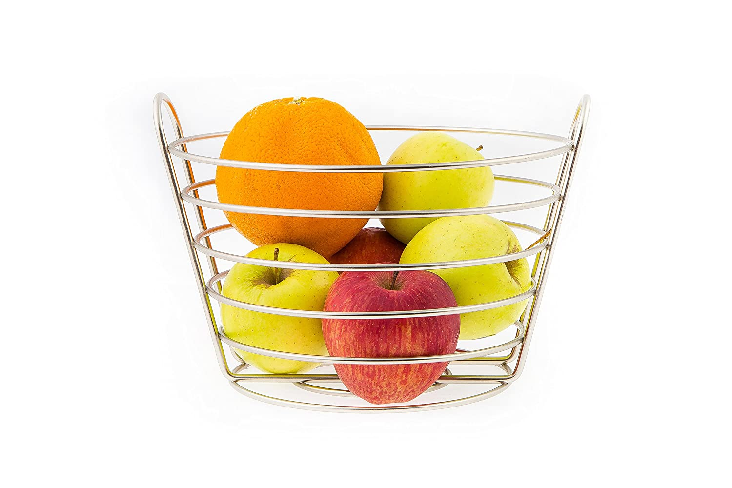 ZD Frutero Acero Inoxidable Fruit Basket: Amazon.es: Hogar