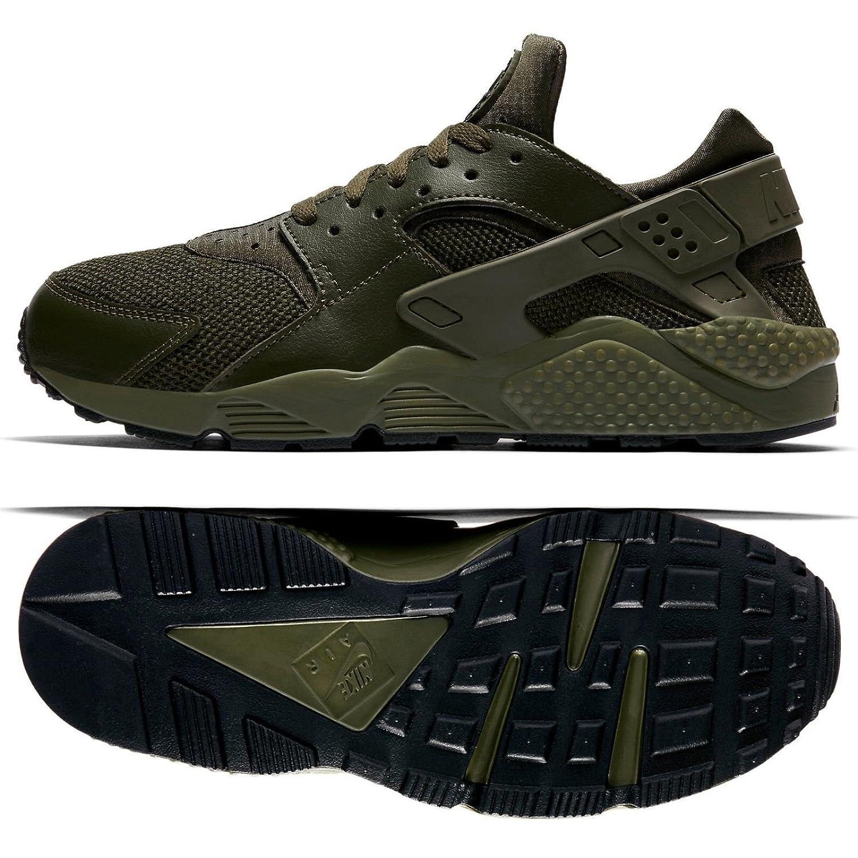 Nike Air Huarache, Zapatillas de Gimnasia Hombre 6 D(M) US|Cargo Khaki 308