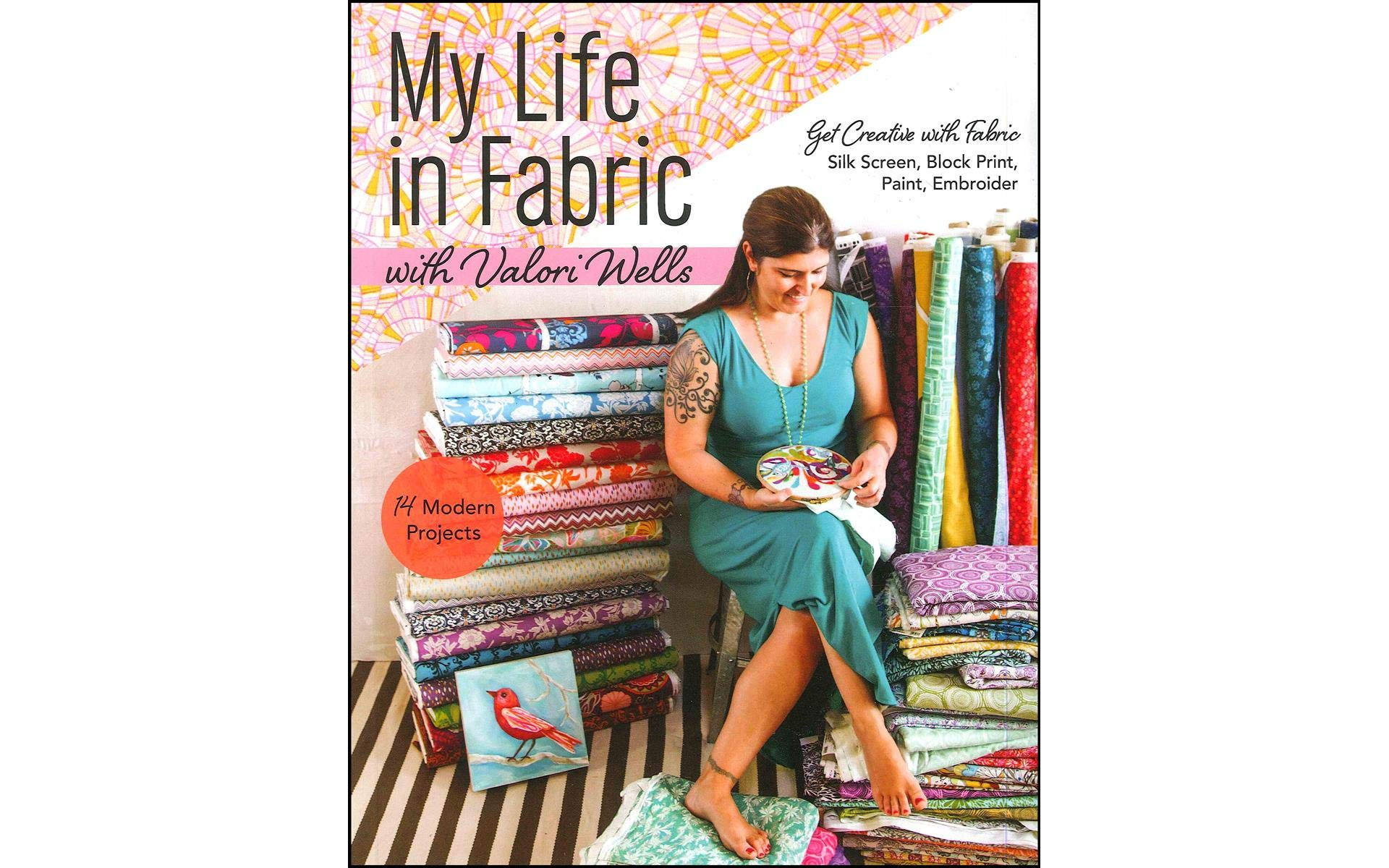 Stash by C&T My Life in Fabric Bk