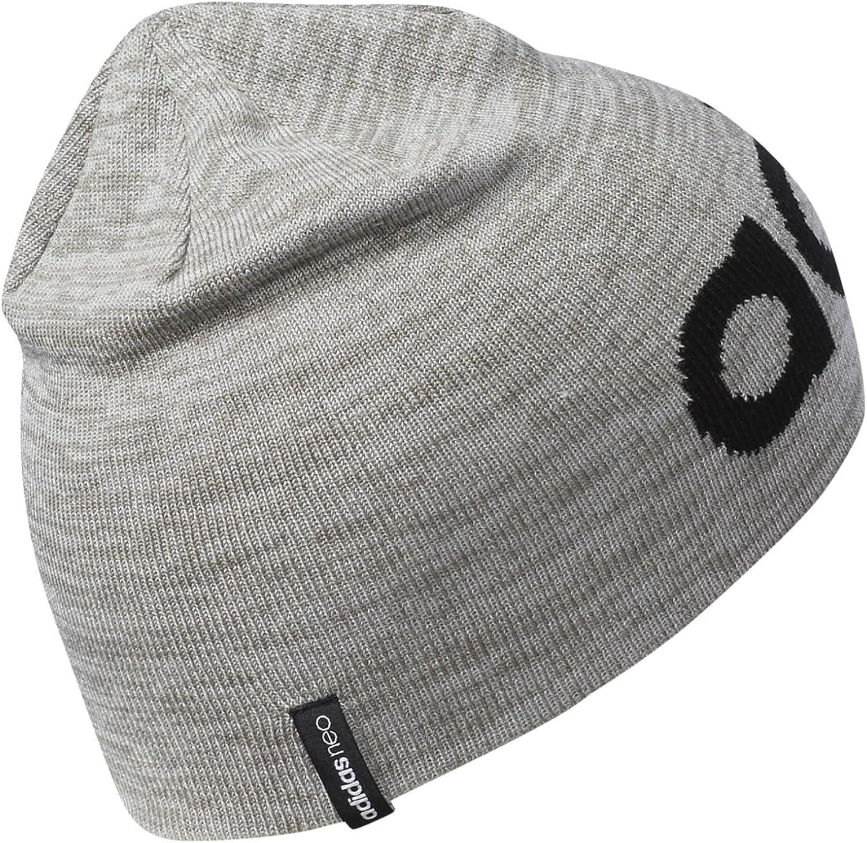 adidas Women's Neo Logo Beanie Hat