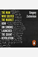 The Man Who Solved the Market Audible Audiobook