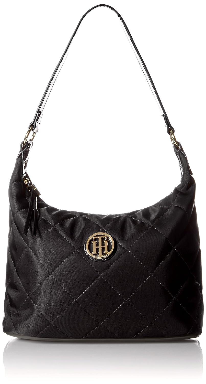 Tommy Hilfiger Quilted Hobo Bag