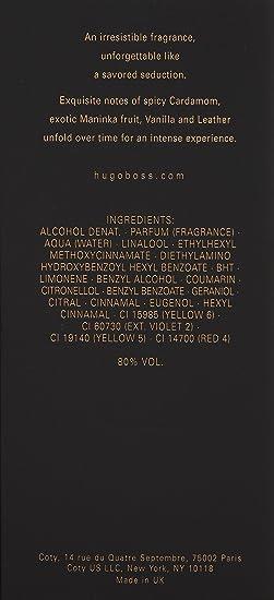 Hugo Boss The Scent Intense For Him Eau De Parfum For Men 100 Ml