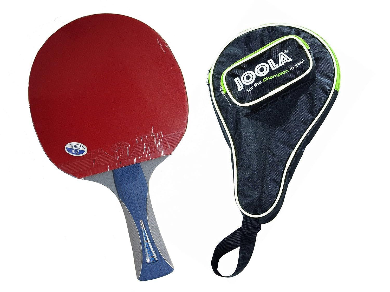 Fox TT Unisex Swift 4 Star Table Tennis Bat Red