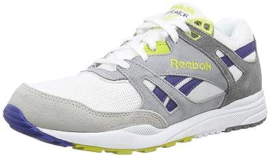 8da400e130f04f Reebok Herren Ventilator Athletic Laufschuhe Mehrfarbig (Snowy White Flat  Medium Grey)