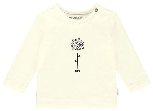 Noppies Baby-M/ädchen G Tee Slim Ss Rockaway AOP T-Shirt