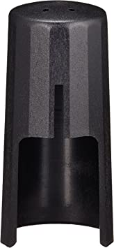 BG L12 RSJ Ligature with Cap Alto Saxophone Meyer Rev Silver