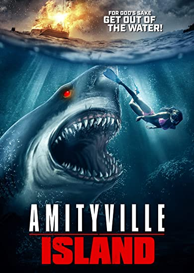 Amityville Island (2020) Hindi Dubbed