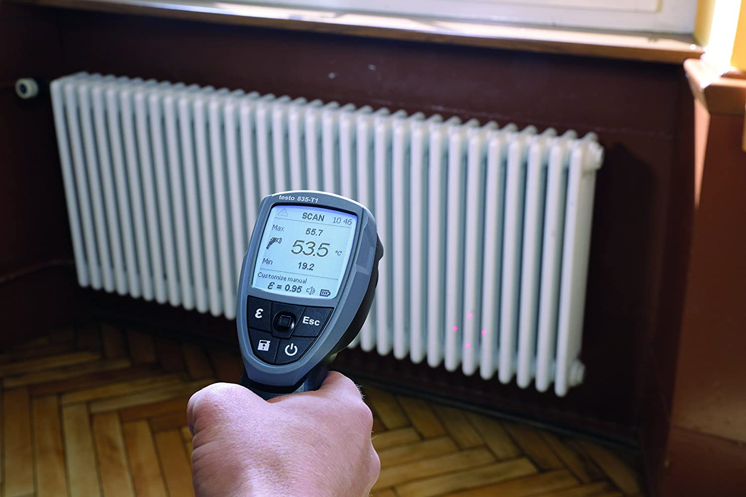 Testo ir thermometer t amazon gewerbe industrie