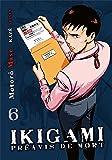 Ikigami - Préavis de mort Vol.6