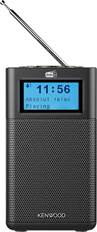 Kenwood Cr M10dab B Kompaktradio Dab Ukw Bluetooth Line In Kopfhöreranschluss Weckfunktion Farbe Schwarz Heimkino Tv Video